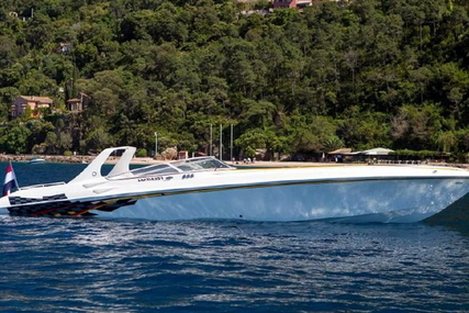 Fountain 47 Lightning for sale in Germany for €99,000 (£88,317)