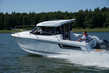 Jeanneau Merry Fisher 695 for sale in France for €54,000 (£47,938)
