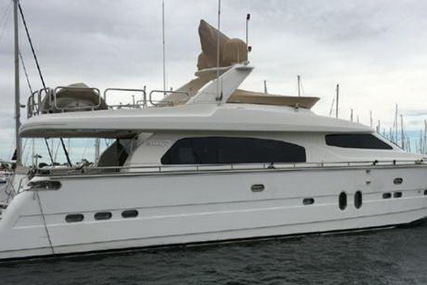 Elegance Yachts 76 New Line Stabi's for sale in Germany for €910,000 (£806,123)