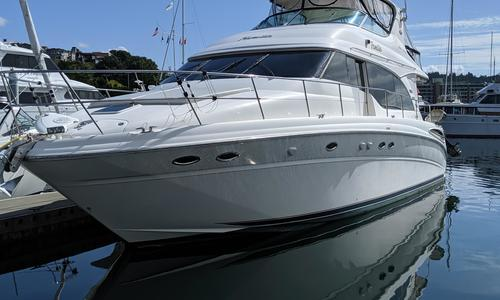 Image of Sea Ray 540 Cockpit Motor Yacht for sale in United States of America for $309,000 (£234,508) Seattle, WA, United States of America