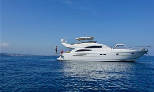 Image of Princess 61 Flybridge for sale in France for €340,000 (£299,478) Cannes, France
