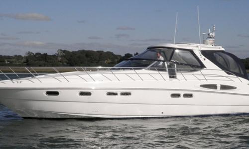 Image of Sealine S48 for sale in United Kingdom for £149,950 Hamble River Boat Yard, United Kingdom