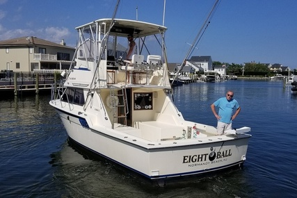 Hatteras 32 Flybridge Fisherman for sale in United States of America for $29,700 (£24,043)