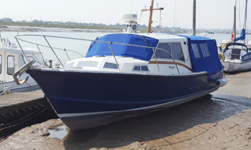 Image of Aquabell 27 for sale in United Kingdom for £24,000 Brightlingsea, United Kingdom