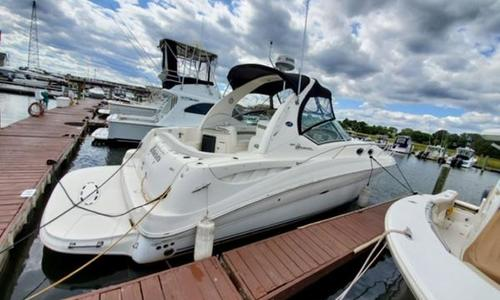 Image of Sea Ray 320 Sundancer for sale in United States of America for $114,900 (£89,829) Bloomfield, NJ, United States of America