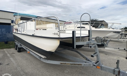 Image of Beachcat 23 Saltwater for sale in United States of America for $21,500 (£16,579) Palm harbor, Florida, United States of America