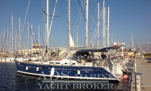 Image of Beneteau Oceanis 473 for sale in Croatia for €115,000 (£100,774) Kvarner Gulf, Croatia