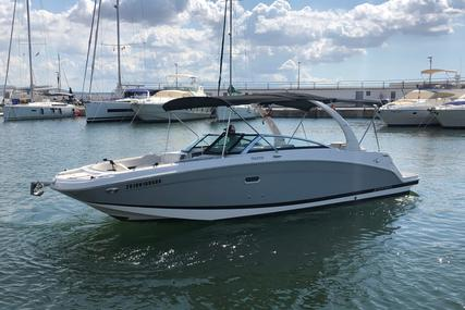 Four Winns HD270 for sale in Spain for €62,000 (£53,100)