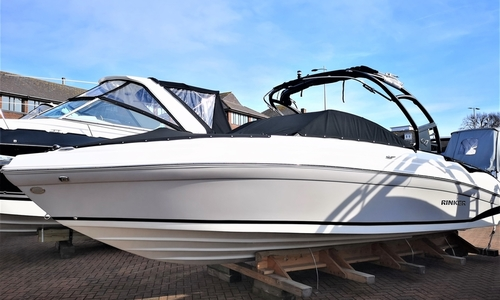 Image of Rinker Q7 - 2019 Model Year for sale in United Kingdom for £99,500 Poole, United Kingdom