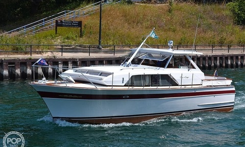 Image of Chris-Craft 37 Constellation for sale in United States of America for $69,000 (£49,752) Charlevoix, Michigan, United States of America