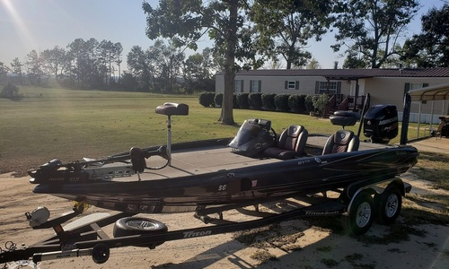 Image of Triton 21 TRX for sale in United States of America for $46,700 (£35,656) Jackson, South Carolina, United States of America