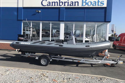 Brig Navigator 610 for sale in United Kingdom for £41,540