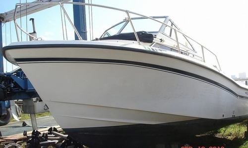 Image of Grady-White Seafarer 226 for sale in United States of America for $15,100 (£12,042) Brigantine, New Jersey, United States of America