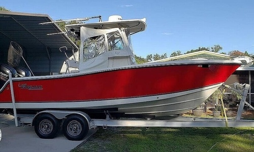 Image of Mako 234 CC for sale in United States of America for $81,500 (£63,351) Titusville, Florida, United States of America