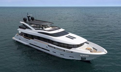 Image of DL Dreamline 26 M for sale in Italy for €4,600,000 (£4,003,795) Italy