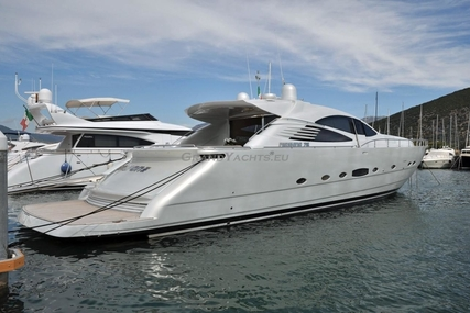 Pershing 76 for sale in Italy for €1,040,000 (£939,960)