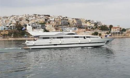 Image of Cantieri di Pisa Akhir 30S for sale in Greece for €560,000 (£506,169) Greece