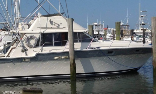 Image of Silverton 34 Convertible for sale in United States of America for $14,700 (£11,381) Cape May, New Jersey, United States of America