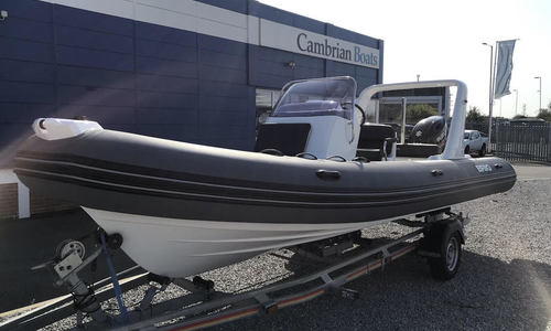 Image of Brig Eagle 650 for sale in United Kingdom for £39,995 Wales, United Kingdom