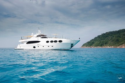 Gulf Craft 33 for sale in Spain for €4,000,000 (£3,432,828)