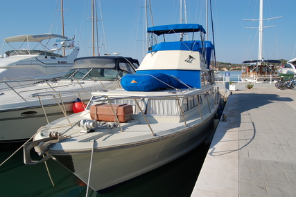 Fjord 38 for sale in Croatia for €30,000 (£26,097)