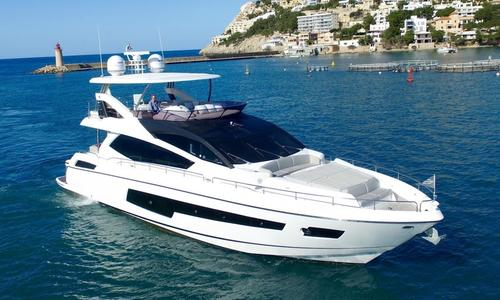 Image of Sunseeker 75 Yacht for sale in Spain for €2,245,000 (£1,869,431) Spain