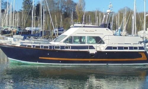 Image of Aquastar 45 for sale in United Kingdom for £154,950 Yarnmouth, IOW, United Kingdom