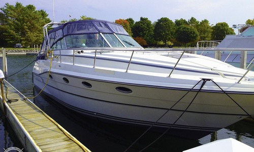 Image of Cruisers Yachts Esprit 3670 for sale in United States of America for $32,500 (£26,440) Mackinaw City, Michigan, United States of America