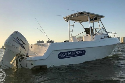 Aquasport 245 Explorer WA for sale in United States of America for $34,500 (£26,624)