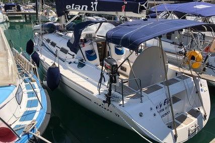 Elan 37 for sale in Croatia for €65,000 (£54,418)