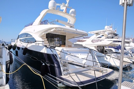 Princess 72 Fly for sale in Montenegro for €1,250,000 (£1,066,671)
