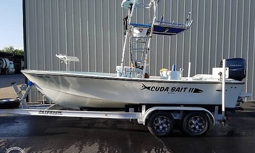 Image of Cuda Craft 19 Center Console for sale in United States of America for $17,500 (£13,494) Thonotosassa, Florida, United States of America