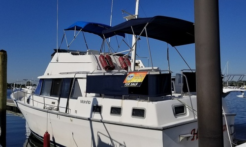 Image of Mainship 40 for sale in United States of America for $19,500 (£15,177) Staten Island, New York, United States of America
