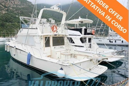 Hatteras 52 for sale in Italy for €98,000 (£84,762)
