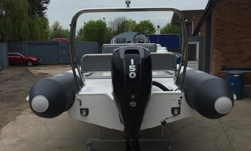 Image of Rib-X 650 ClassiX for sale in United Kingdom for £26,327 United Kingdom