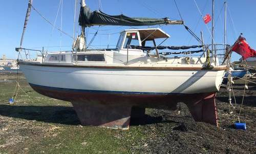 Image of Colvic Sailor 26 for sale in United Kingdom for £5,750 Plymouth, United Kingdom