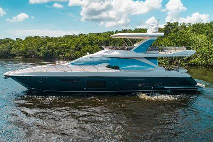 Azimut Yachts 72 Flybridge - Factory Owned for sale in United States of America for $2,595,000 (£2,065,770)