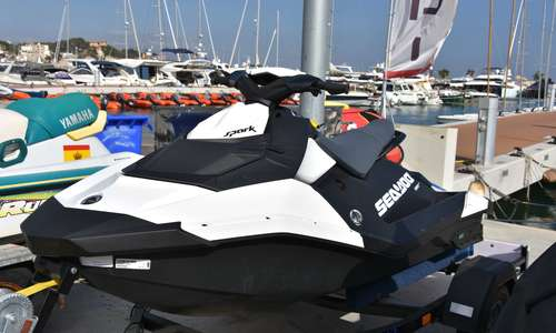 Image of Sea-doo Spark 2 Up 900 HO IBR for sale in Netherlands for €8,000 (£7,162) Netherlands
