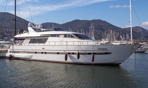 Image of Sanlorenzo SL72 #460 for sale in Netherlands for €860,000 (£736,327) Netherlands