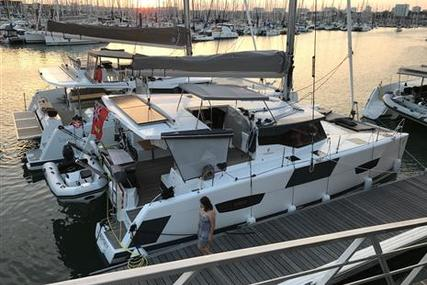 Fountaine Pajot Lucia 40 for sale in Spain for €340,000 (£309,874)