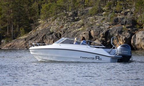 Image of Finnmaster Bowrider R6 for sale in United Kingdom for £46,134 United Kingdom