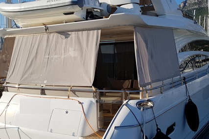 Princess 21 for sale in Croatia for €1,150,000 (£1,009,250)