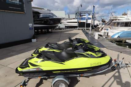 Sea-doo RXP-X RS 300 trailer included for sale in Netherlands for €35,000 (£30,829)