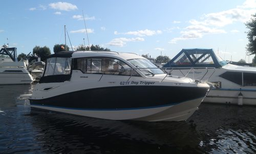 Image of Quicksilver 345 for sale in United Kingdom for £37,950 Norfolk Yacht Agency, United Kingdom