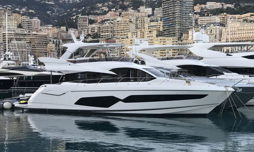 Image of Sunseeker Manhattan 66 for sale in Germany for €2,050,000 (£1,852,806) Germany