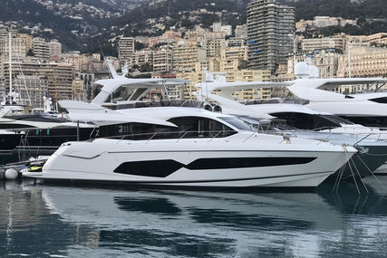Sunseeker Manhattan 66 for sale in Germany for €2,050,000 (£1,846,547)