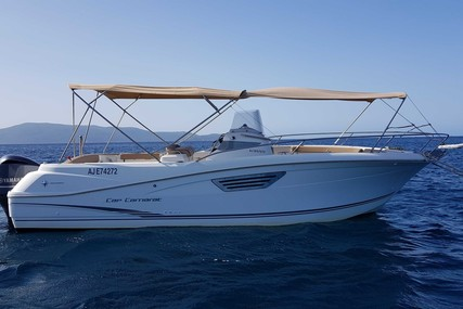 Jeanneau Cap Camarat 8.5 CC for sale in France for €58,000 (£49,908)
