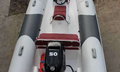 Image of Rib-X 450 XP for sale in United Kingdom for £10,316 United Kingdom