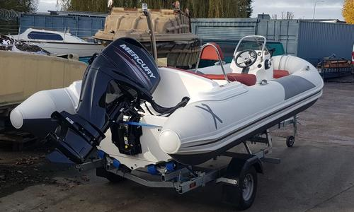 Image of Rib-X 500 XP for sale in United Kingdom for £15,820 United Kingdom