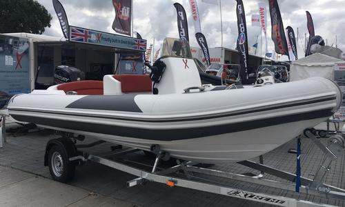 Image of Rib-X 550 XP for sale in United Kingdom for £18,812 United Kingdom